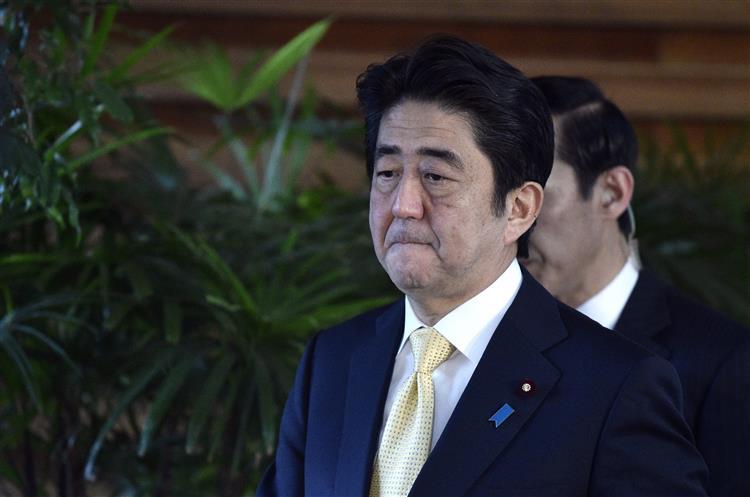 PM do Japão pede desculpas aos eleitores