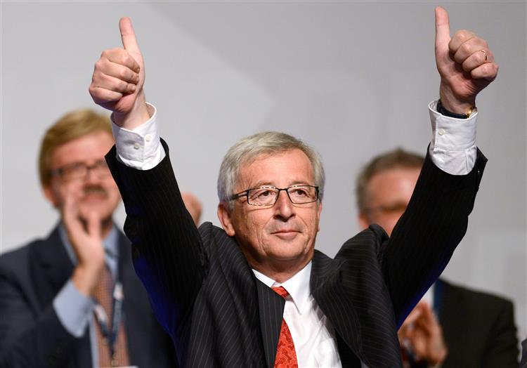 Juncker tem luz verde dos eurodeputados