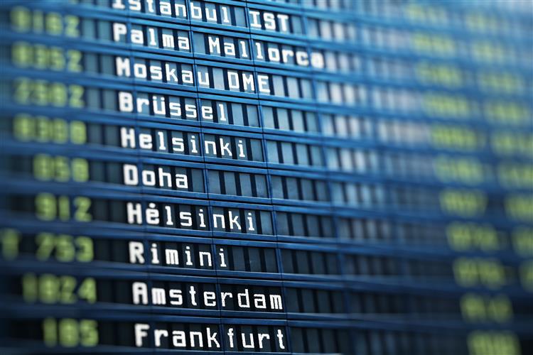 Um dos piores aeroportos do Mundo é em Nova Iorque
