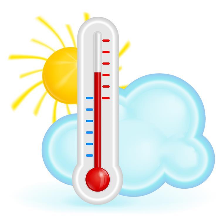 Temperaturas começam a descer