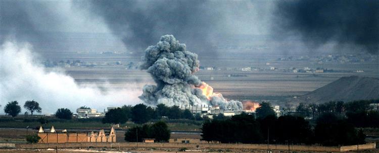 Exército Sírio Livre vai lutar em Kobane