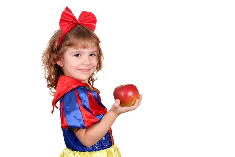Como ensinar uma criança a comer bem… com contos de fadas 'à mistura'