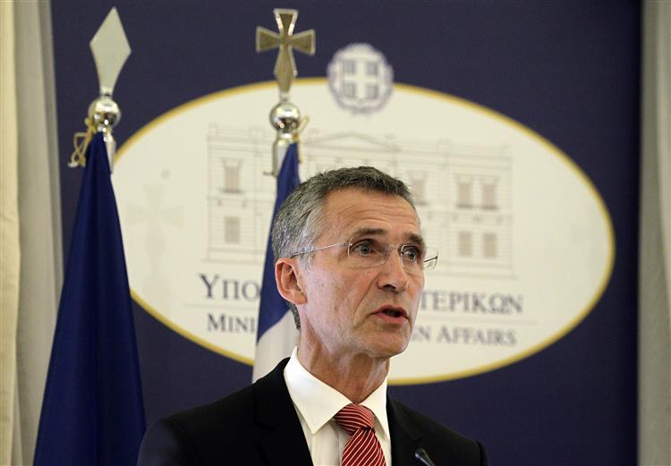 NATO 'mantém-se vigilante' face a actividade aérea militar russa