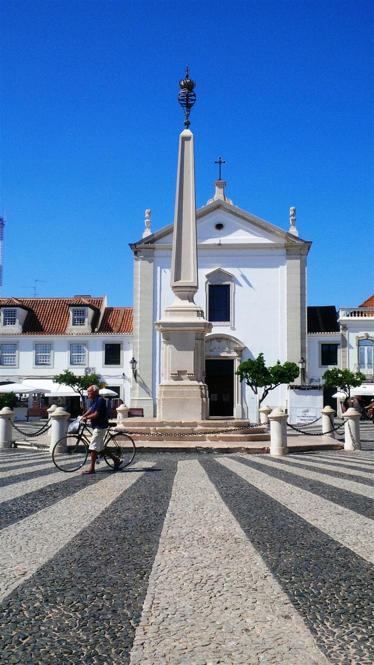 Vila Real de Santo António capital internacional do iluminismo