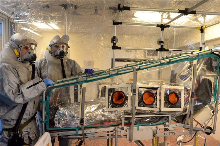 Genética determina reacção do organismo ao ébola