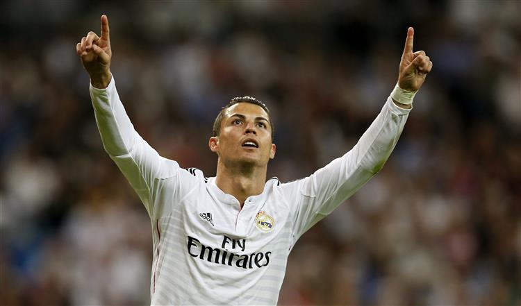 Cristiano Ronaldo regressa a casa