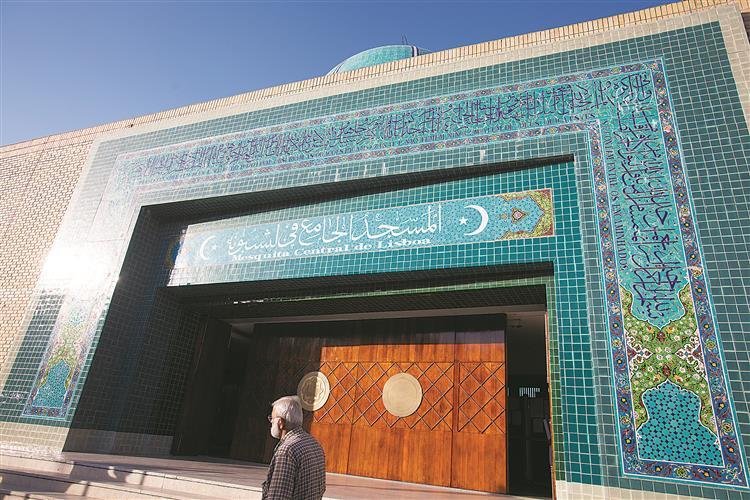 'O Islão mudou a minha vida'