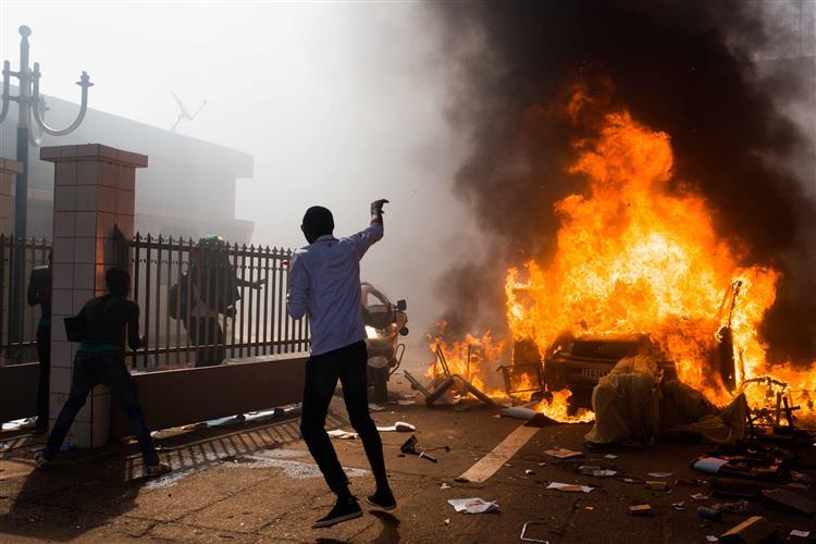 Burkina Faso: Governo está atento à situação dos portugueses