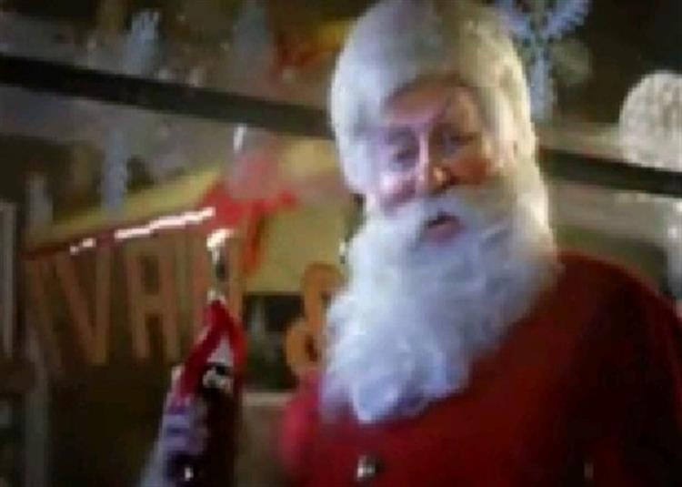 O 'Pai Natal' morreu