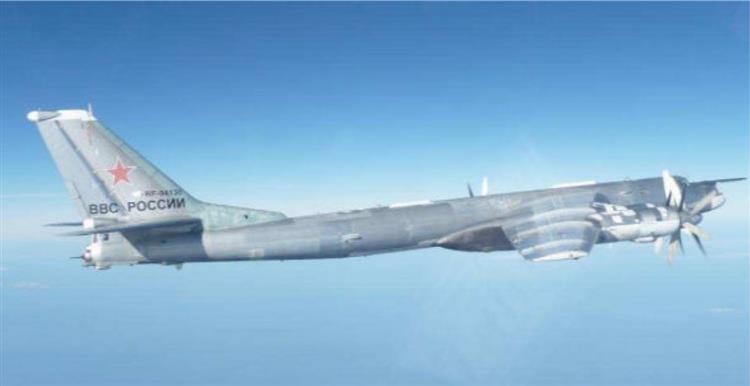 Aviões russos voaram até Sagres