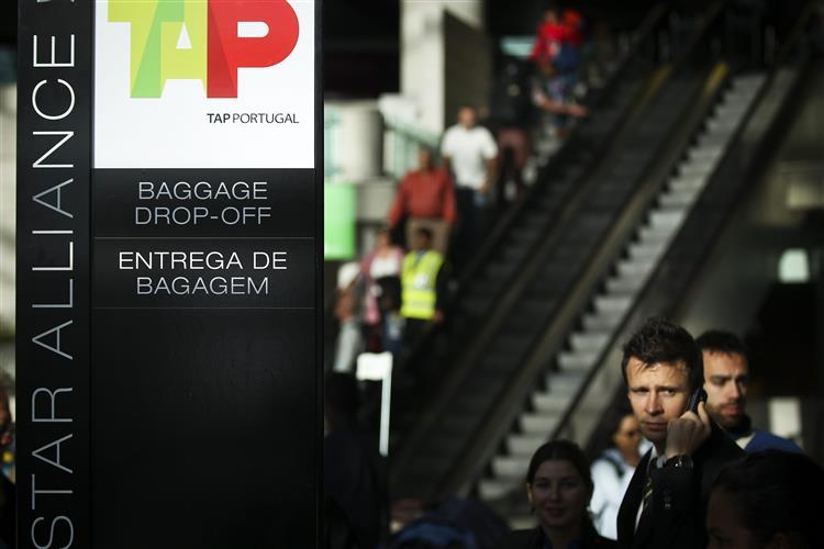 2.500 passageiros 'em risco' com greve da TAP no sábado