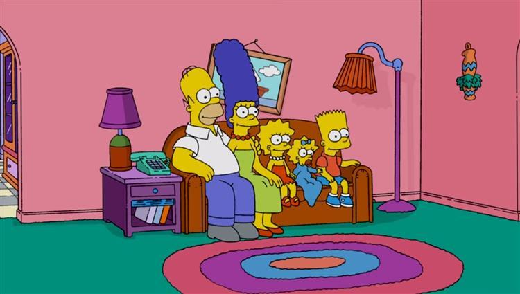 Cinco curiosidades sobre os Simpsons que provavelmente desconhecia