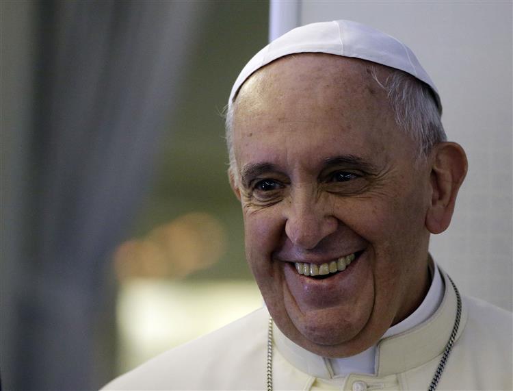 Papa Francisco vai ao Parlamento Europeu