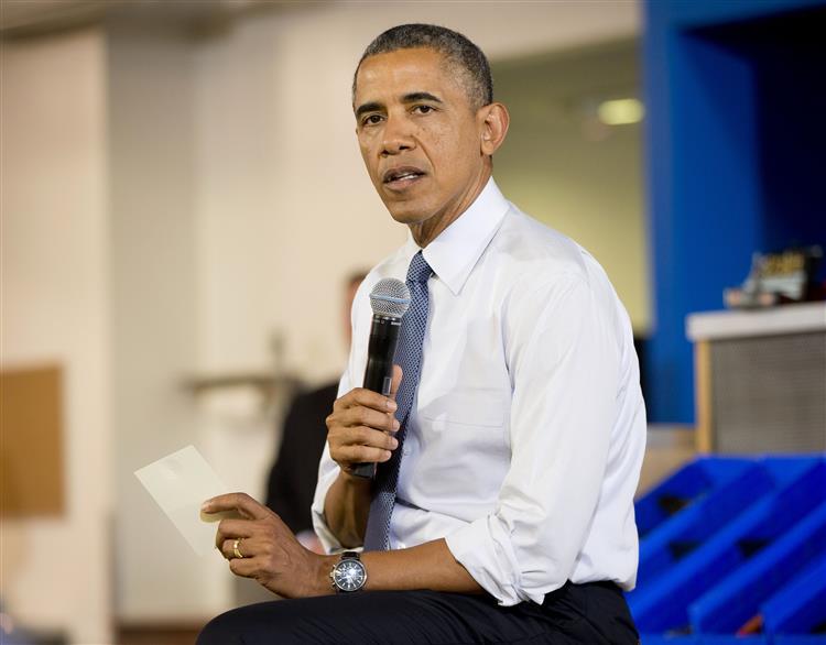 Obama apoia latinos