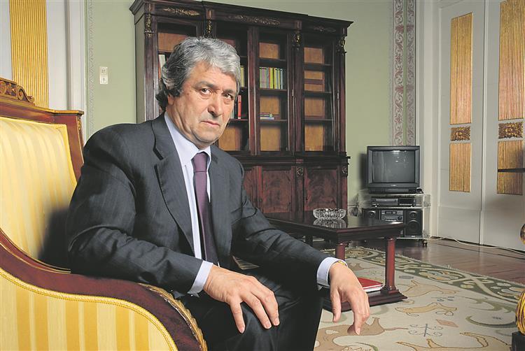 Pinto Monteiro: 'Almoço com Sócrates foi coincidência desagradável'