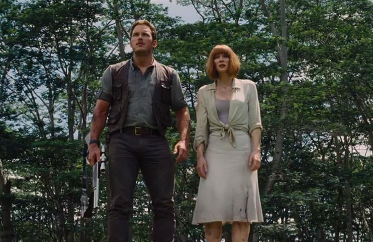 Jurassic World: O novo capítulo da saga dos dinossauros já tem trailer [vídeo]