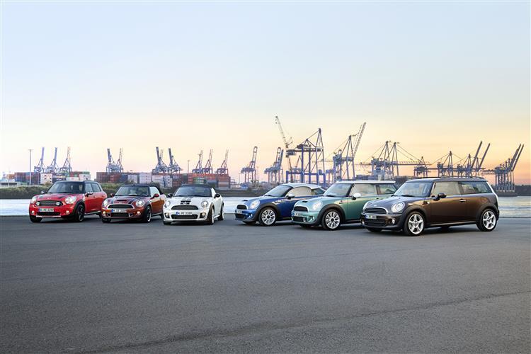 Mini admite que tem carros a mais e vai reduzir gama