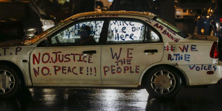 Multiplicam-se protestos solidários com Michael Brown