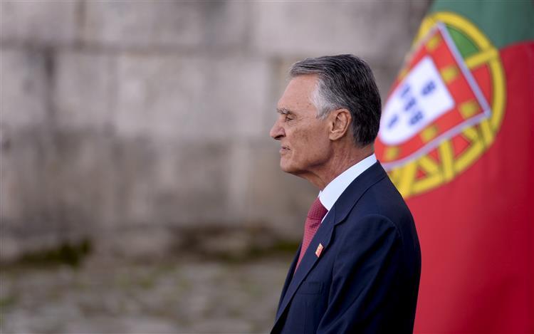 Cavaco apresenta Portugal como um país seguro, estável e pacífico