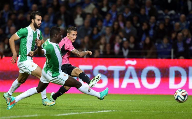 FC Porto: Três golos em três minutos