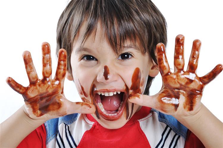 65% das crianças com 4 anos comem doces todos os dias