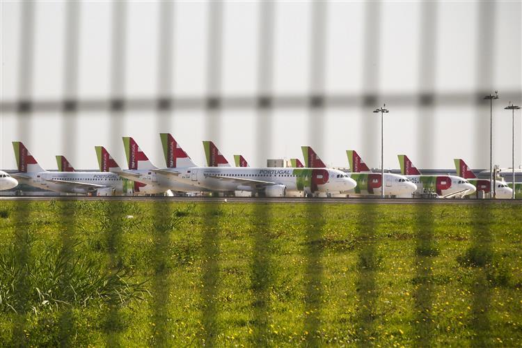 TAP é 'caso raro' na aviação europeia