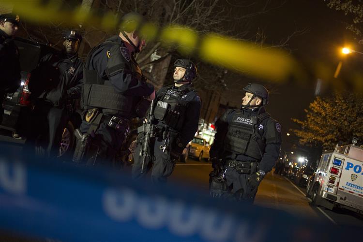 Assassínio de polícias: Obama condena ataque em Nova Iorque
