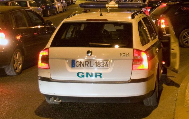 Perseguição da GNR termina com quatro feridos