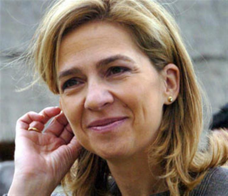 Irmã do rei de Espanha julgada por cumplicidade em fraude fiscal