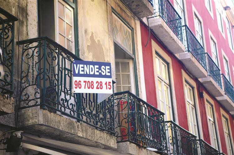 Preços da habitação subiram 4,9%