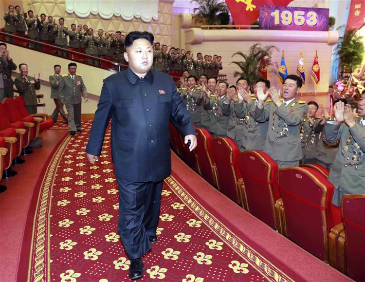 Coreia do Norte ameaça EUA