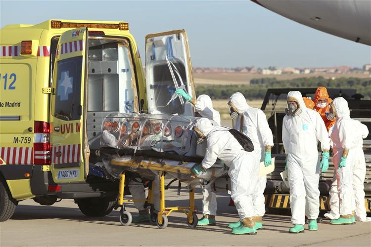 Tudo o que deve saber sobre o ébola