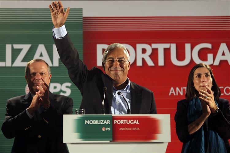 Livre convida Costa para uma 'convergência progressista' de Esquerda