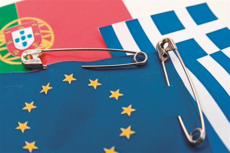 PSD e CDS divergem na preocupação com a Grécia