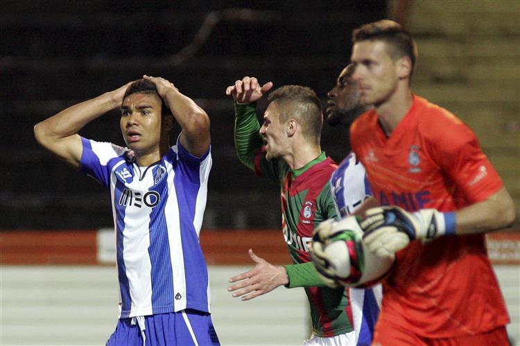 FC Porto perde no Funchal