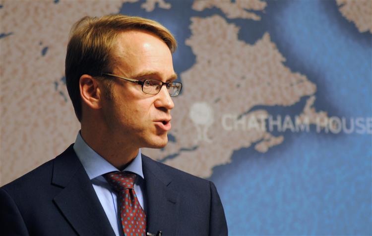 Líder do Bundesbank diz que Atenas deve cumprir acordos se quiser ajuda