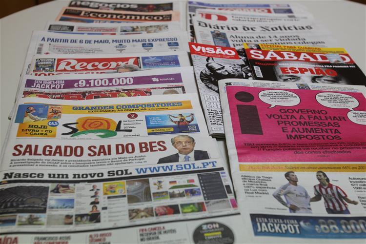 Revista de Imprensa – 26 de Janeiro