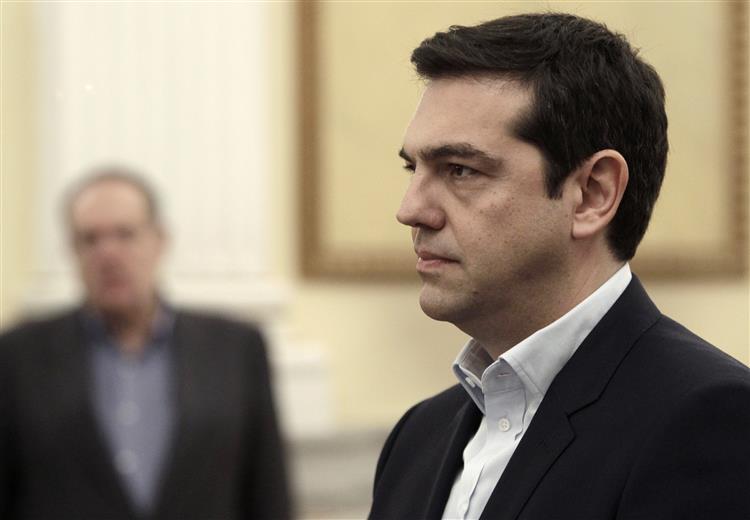 Tsipras já é primeiro-ministro da Grécia