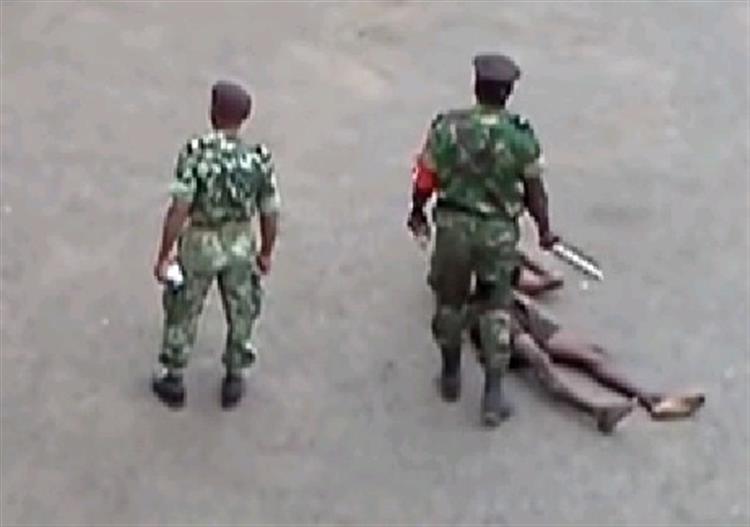 PR perdoa tortura em São Tomé e Príncipe