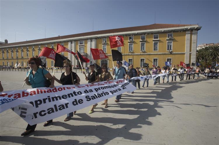 Frente Comum marca greve nacional