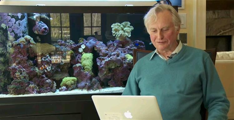 Biólogo ateu Richard Dawkins diverte-se com as cartas de ódio que recebe