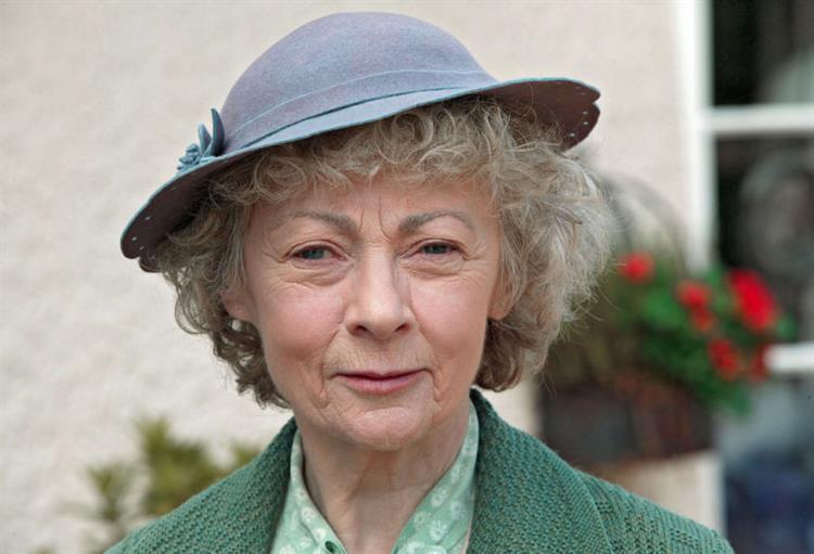 Morreu 'Miss Marple'