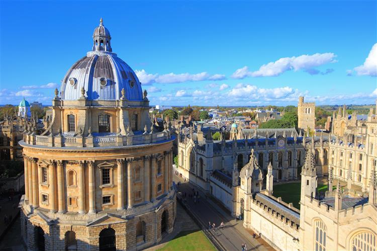 Acha que conseguia entrar em Oxford?