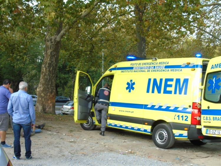Dois feridos em mais uma rixa por tráfico de droga em Braga