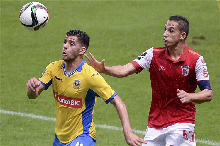 Sporting de Braga perde primeiros pontos em casa