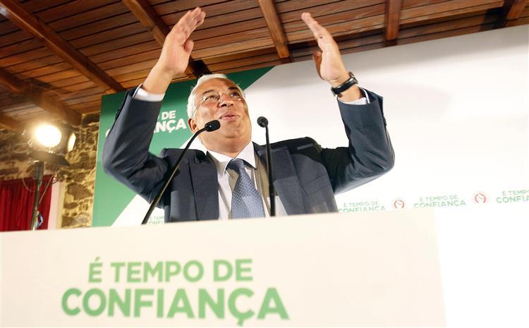 António Costa reúne-se hoje com o PCP e na quinta-feira com o Bloco