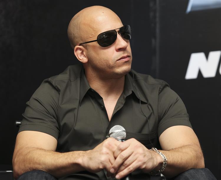 Vin Diesel: Quem te viu e quem te vê