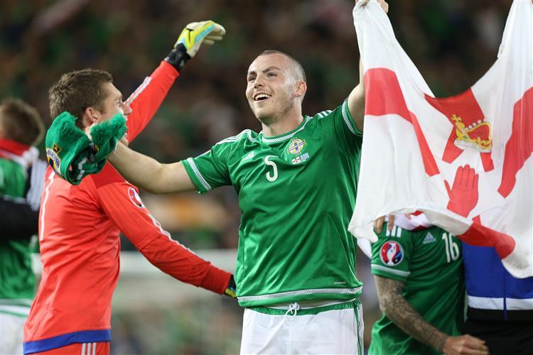 Irlanda do Norte pela primeira vez na fase final de um Europeu