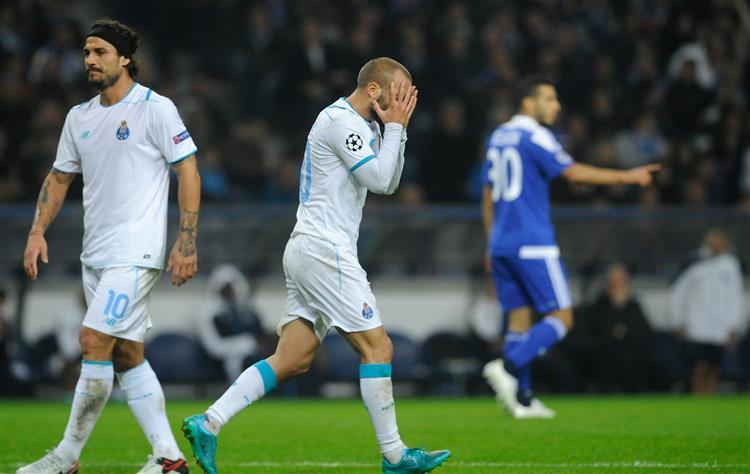 Noite de pesadelo para o FC Porto no Dragão