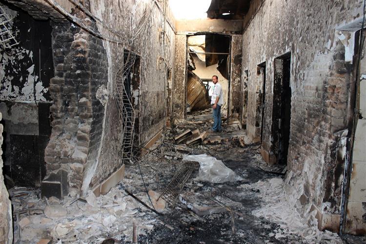 Ataque dos EUA a hospital no Afeganistão é 'assustador catálogo de erros'